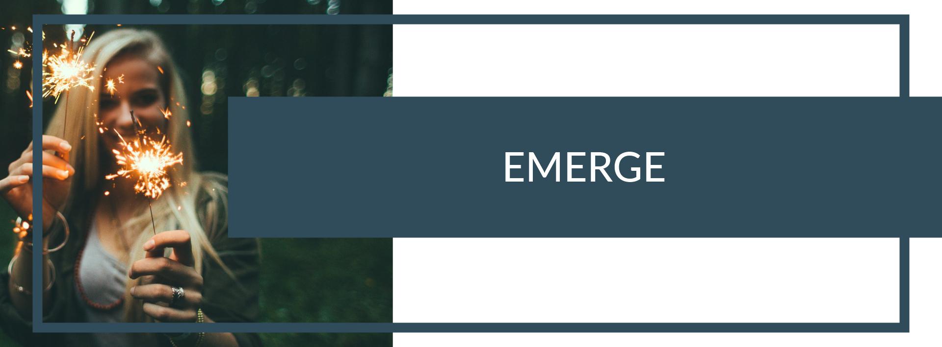 The Emerge Personal Mastery Program