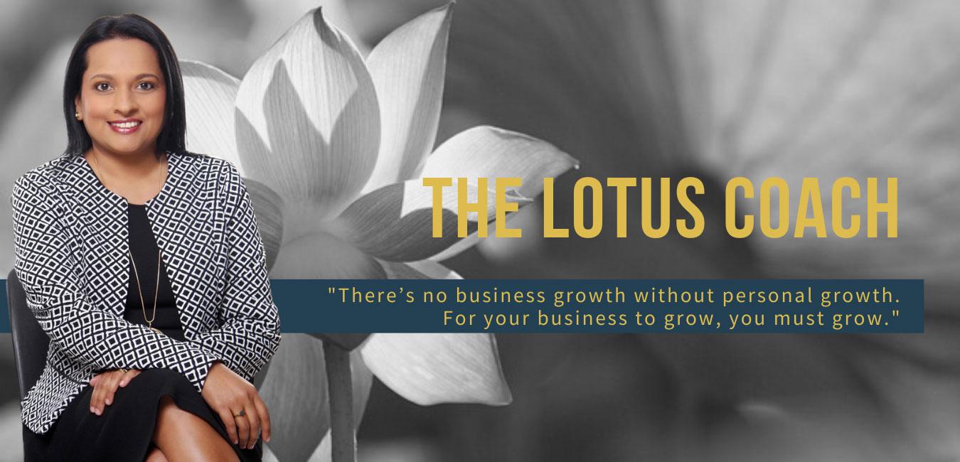 Kerrisha Gopichand The Lotus Coach
